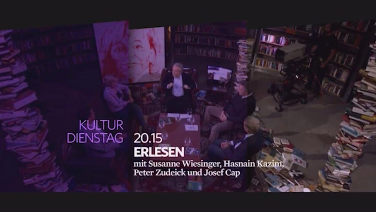 Promotrailer Literatur ORF III