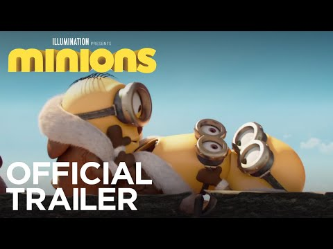 Commercial for Minions (2015) (Television Commercial)