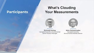 webinar | what's clouding your measurements