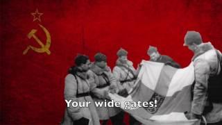 Greet Us, Beautiful Finland   Russian Winter War Song (English Lyrics)
