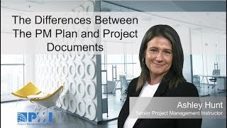 The Differences Between The PM Plan and Project Documents