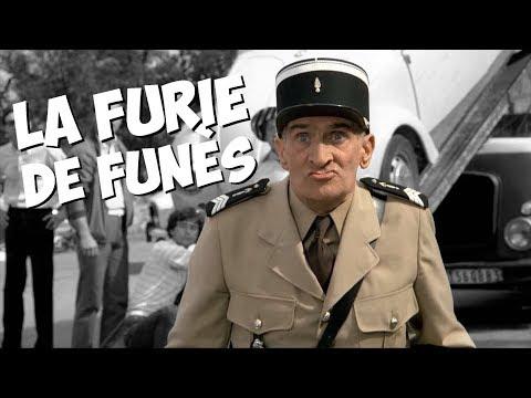 La furie de Funès !