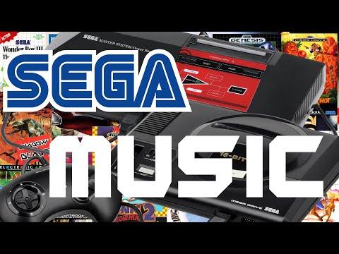 Top Hits Sega Master System & Mega Drive/Genesis (33 tracks)