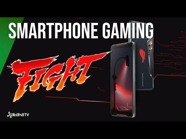 Smartphone para jugones: FUTURO DEL GAMING MÓVIL o una moda pasajera