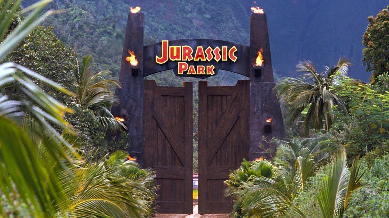Video trailer för Jurassic Park 3D - Trailer