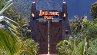 Jurassic Park 3D - Trailer