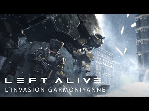 Left Alive : Bande-annonce : L'invasion garmoniyanne