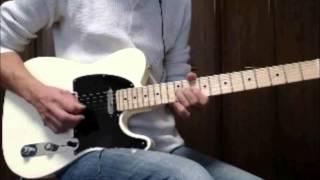"Fleetwood Mac - ""Black Magic Woman"" Guitar Cover / Peter green style"