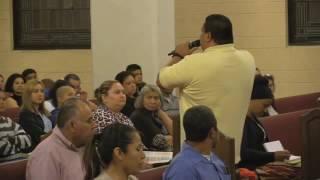 Pastor Oscar Flores   Vosotros Sos La Luz