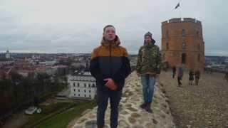 Povilas and Agnius representational video Work and Travel 2016