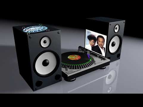 Peabo Bryson and Roberta Flack - I Just Came Here to Dance
