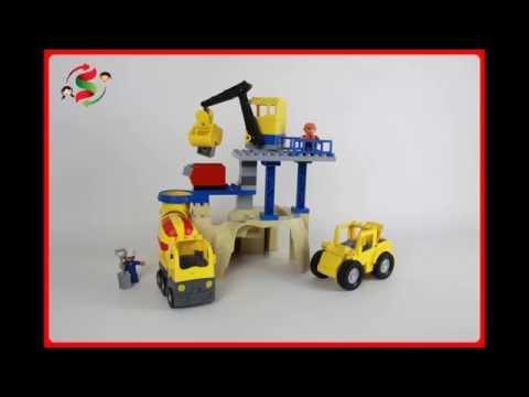 LEGO Duplo Stone Quarry 5653 - 1