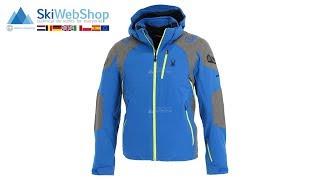 Spyder, Monterosa, ski-jas, heren, zwart