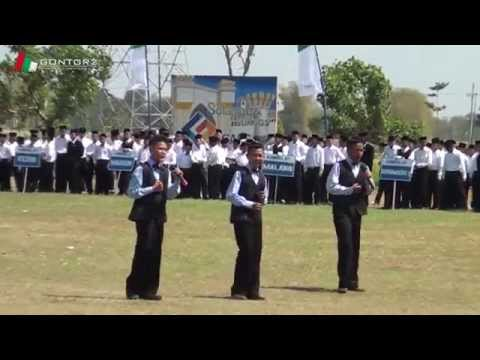 Penampilan Parade Lintas Budaya Apel Tahunan Gontor 2 2014 (Part-3 Habis)