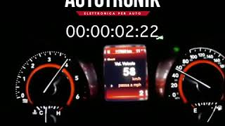 Fiat Freemont AWD 2.0Jtdm Tuning Stage 1 0-100kmh