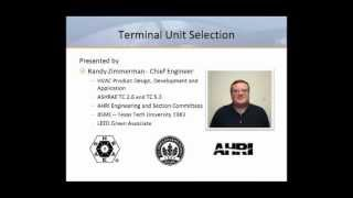 VAV System Air Flow Testing