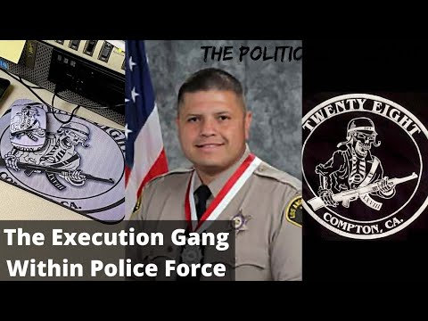 LA County Sheriffs Have Execution Gang Within Department