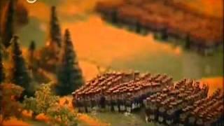 Аты-баты. Бородинское сражение.