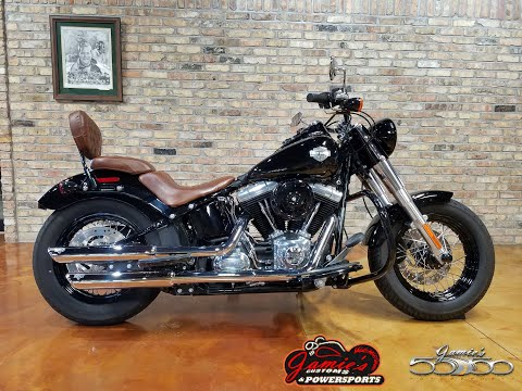 2015 Harley-Davidson Softail Slim® in Big Bend, Wisconsin - Video 1
