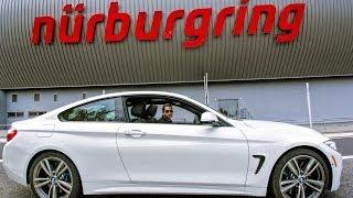 Nurburgring Lap -  BMW 435 Coupe [FULL VERSION]