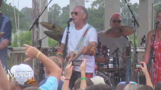 Jimmy Buffett at LuLu's Homeport Gulf Shores - Surfing in a Hurricane