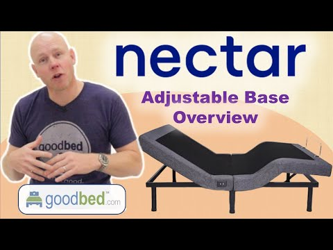 Nectar Adjustable Base Overview VIDEO