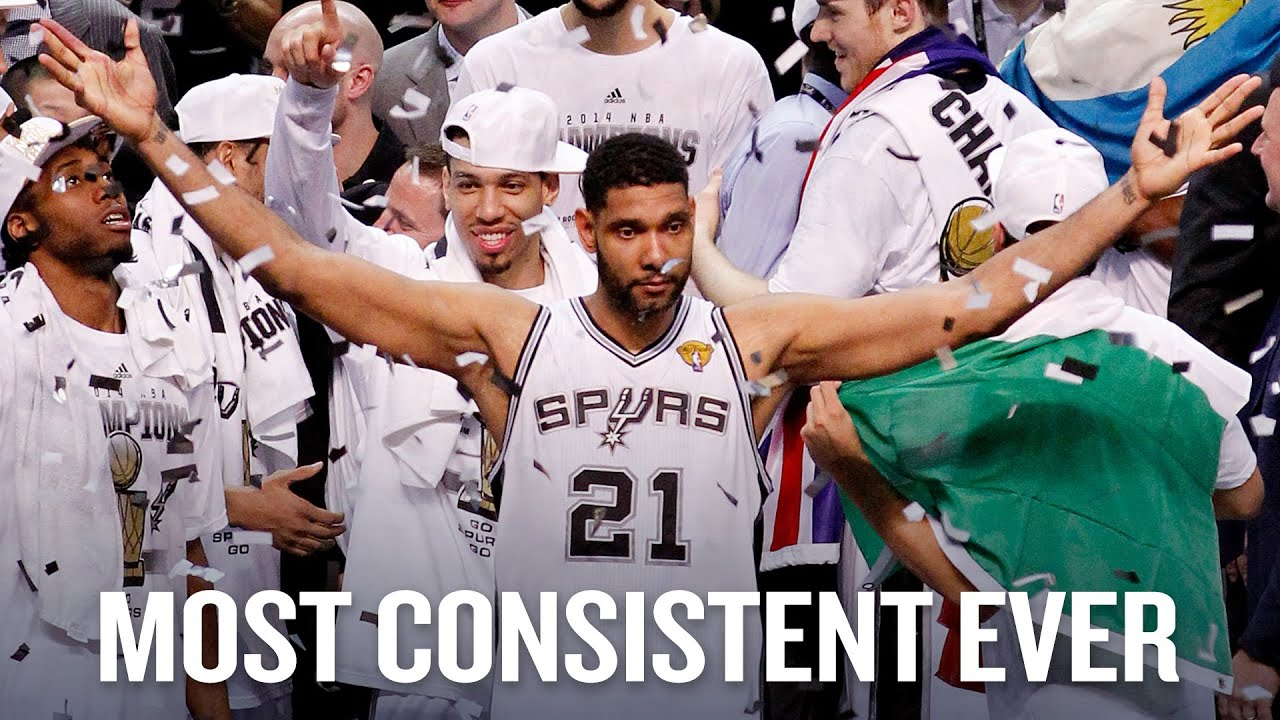 Why Tim Duncan was one of the NBA's greatest players ever thumbnail