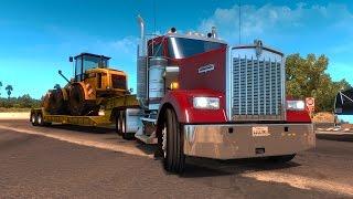 American Dream #12 Kenworth W900 DayCab! Digger 1000 American Truck Simulator