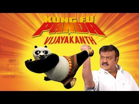 Kung Fu Panda By Captain Vijayakanth - South Indianized Trailers | Put Chutney