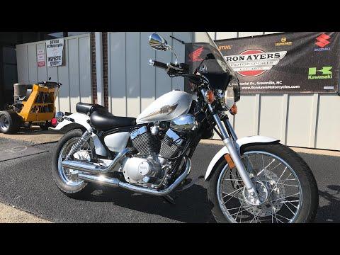 2014 Yamaha V Star 250 in Greenville, North Carolina - Video 1