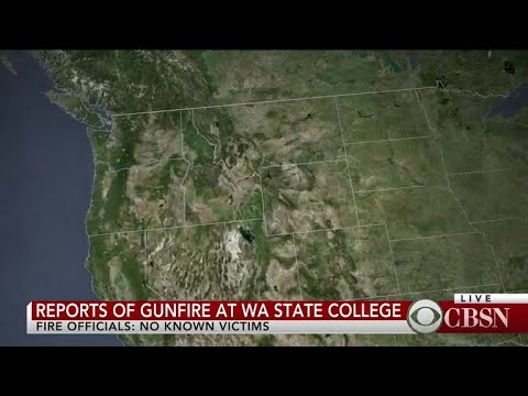 No known victims after reports of gunfire at a college
