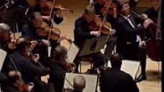 Andrew Marriner plays Mozart clarinet concerto (final movt)
