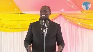 Don't be too over ambitious politically - DP Ruto tells Kalonzo