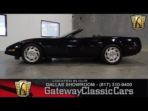 1994 Chevrolet Corvette for Sale - CC-952534
