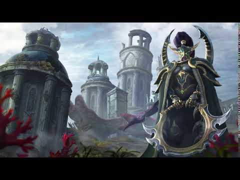 The Frozen Throne Night Elf Campaign Video - Warcraft III Refoeged