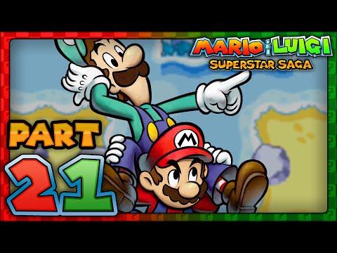 Mario And Luigi Superstar Saga Walkthrough Part 19
