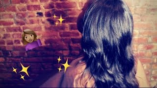 How To: Sew-In Weave   Start To Finish