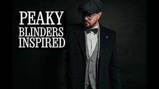 Easy Peaky Blinder Fashion l Get The Arthur Shelby Look On A Budget l Men's Fashion