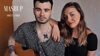 Esclavo de tus besos, contando lunares , pa mi - Manuel Turizo, Ozuna, Dalex (Sofia y Ander )
