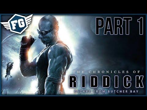 Riddick: Escape From Butcher Bay - Vin Diesel Ve Vězení