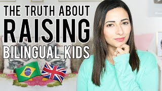 THE TRUTH ABOUT RAISING BILINGUAL CHILDREN | Easy Methods and Tips Bilingual Families | Ysis Lorenna