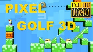 Pixel Golf 3D Game Review 1080P Official Superbox.Inc