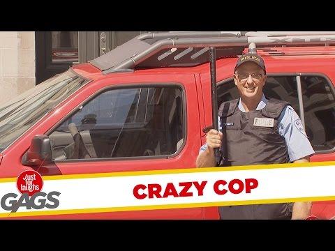 מתיחת השוטר העוזר