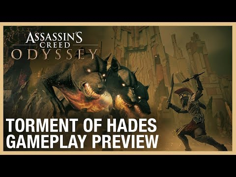 Assassin's Creed Odyssey: Torment of Hades Gameplay Preview | Ubisoft [NA]