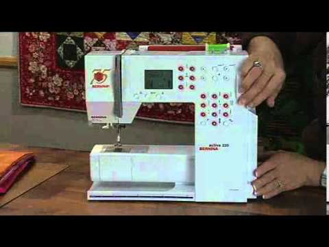 BERNINA: Activa Machines