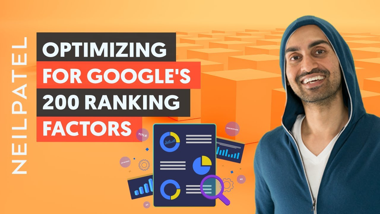 How to Optimize For Google's 200 Ranking Factors