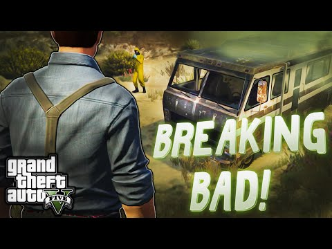 "Lighthouse Ghoul!! Pt2 [gta 5 Skit] ""breaking Bad"" [gta 5"