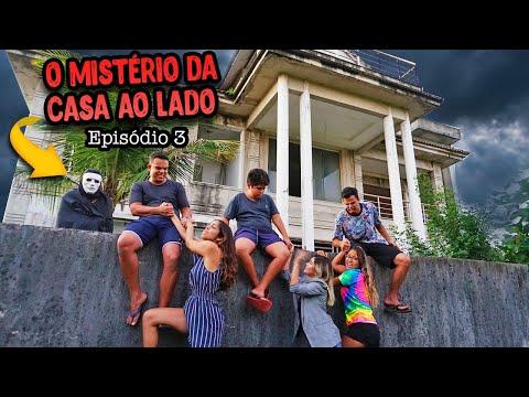 O MISTÉRIO DA CASA AO LADO! - EPI 3 - (TEMPORADA 2) - KIDS FUN