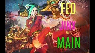 Hey! Look, a FED Jinx Main! :D