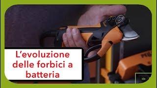 Forbici A Batteria Pellenc